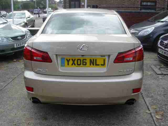 Lexus IS 250 2.5 ( Multimedia ) Sport