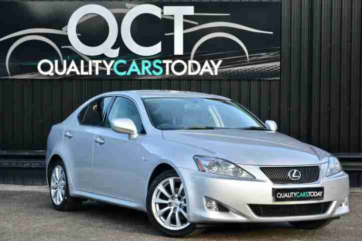 Lexus IS 250 2.5 V6 SE Manual Ventilated Seats + Keyless Entry + Outstanding