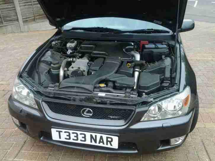 Lexus Is200 Sport Tte Supercharged Supercharger Car For Sale
