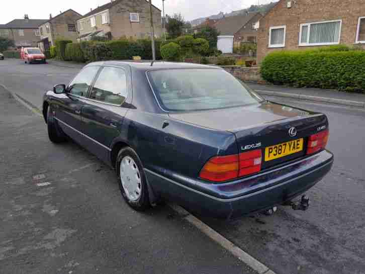 Lexus Ls400 Long. Lexus car from United Kingdom