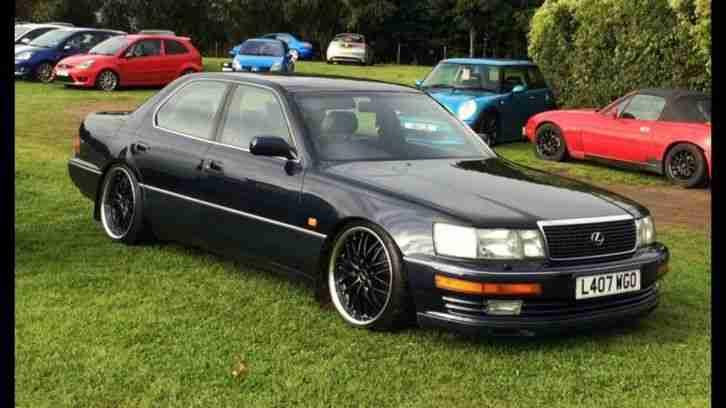 Lexus ls400 v8 vip slammed car for sale lexus ls400 v8 lexus car from united kingdom publicscrutiny Image collections