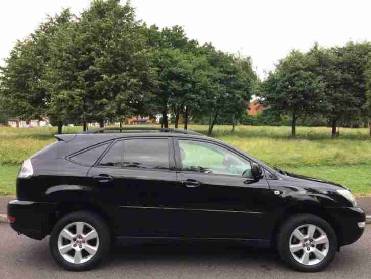 Lexus RX 300. Lexus car from United Kingdom