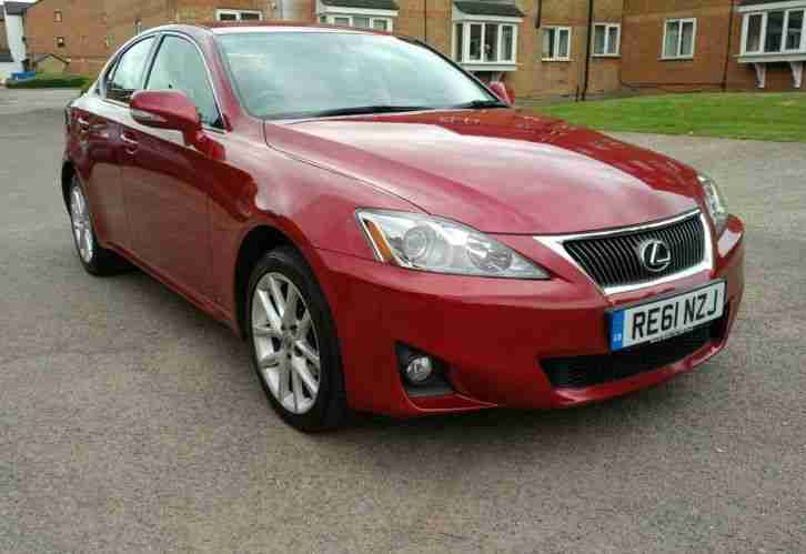 Lexus is200d FULL LEXUS SERVICE HISTORY, Long MOT, Stunning Example.