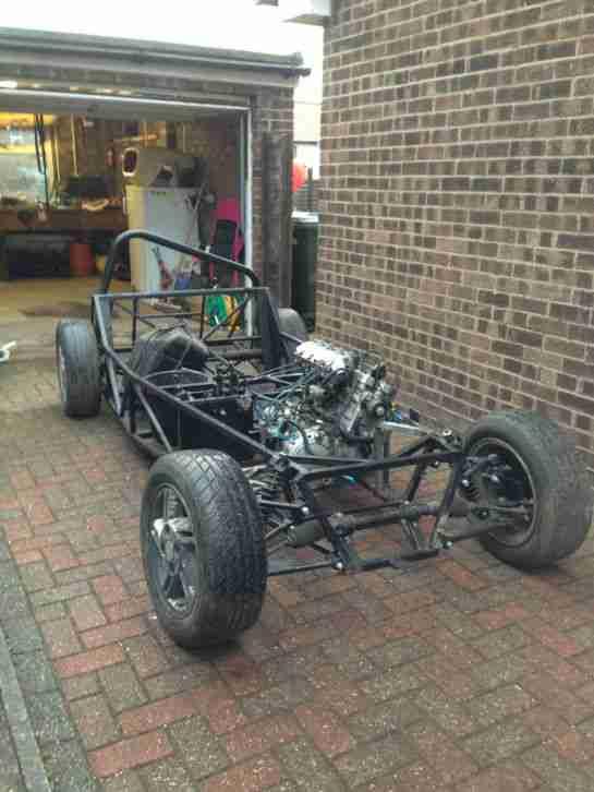 Locost Bike Engined Kit Car R1 Like Caterham Robin Hood
