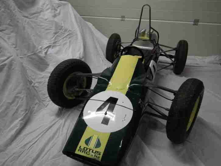 Lotus Childs. Lotus car from United Kingdom