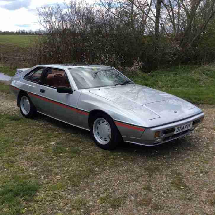 Lotus Eclat Excel Se 1987. Car For Sale