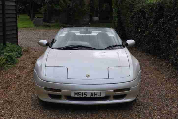 Lotus Elan M100 S2 Pearlescent White