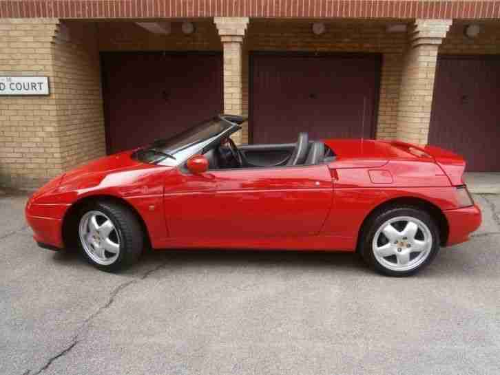 Lotus Elan S2 Limited Edition 739, 1995 ONLY 35,000 MILES FSH