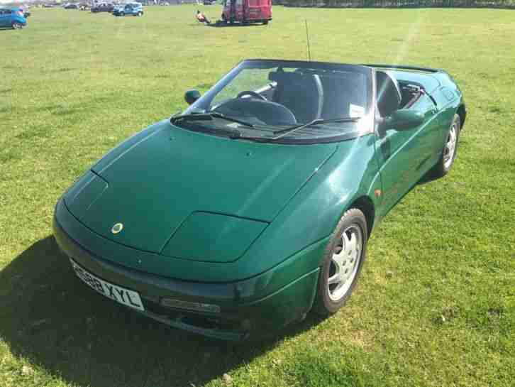 Lotus Elan SE. Lotus car from United Kingdom