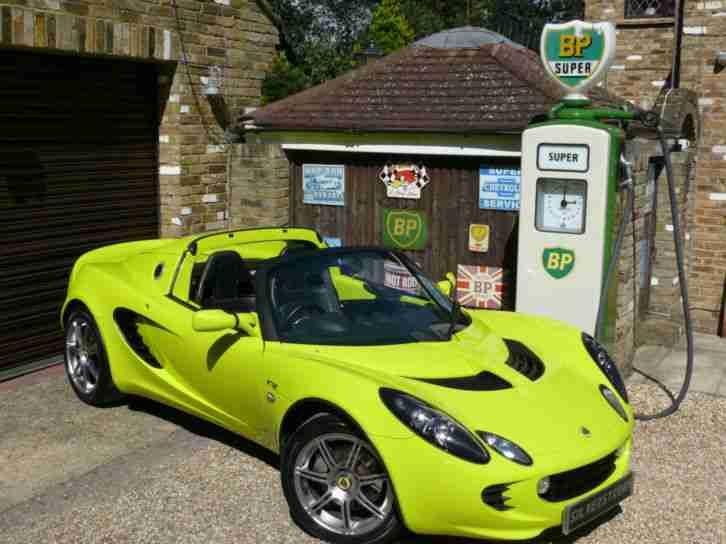 Lotus Elise 1 8 Car From United Kingdom