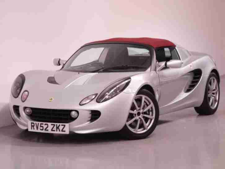 Lotus Elise 111S - ONLY 18000 WARRANTED MILES - JUST ARRIVED.....