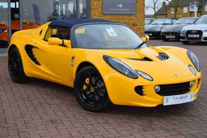 Lotus Elise 99T. Lotus car from United Kingdom