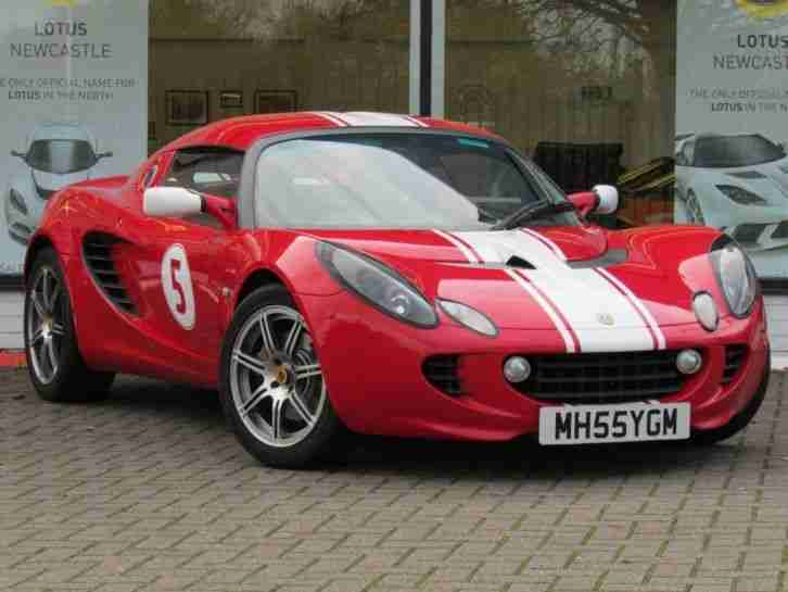 Lotus Elise Convertible 111r 16v Sports Racer Car For Sale