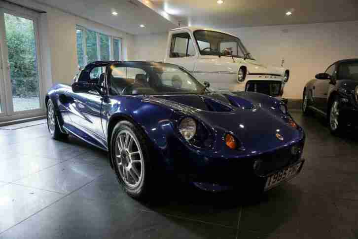 Lotus Elise Elise. Lotus car from United Kingdom
