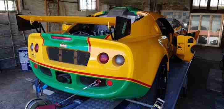 Lotus Elise Motorsport (Exige body)