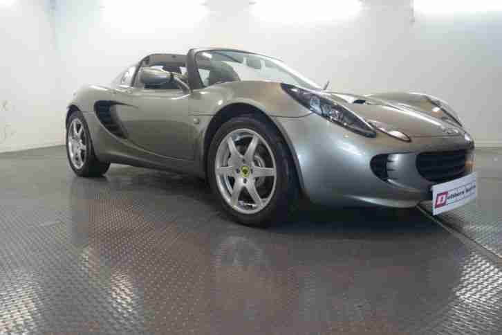 Lotus Elise S VERY LOW MILEAGE 24K WITH A FULL SERVICE HISTORY IMMACULATE CAR