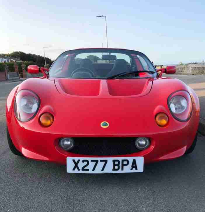 Lotus Elise S1 Bell and Colville 160