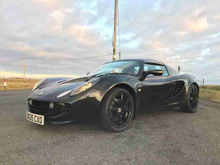 Lotus Elise S2 111S 2005 - Low Millage, Full Service History, High Spec.