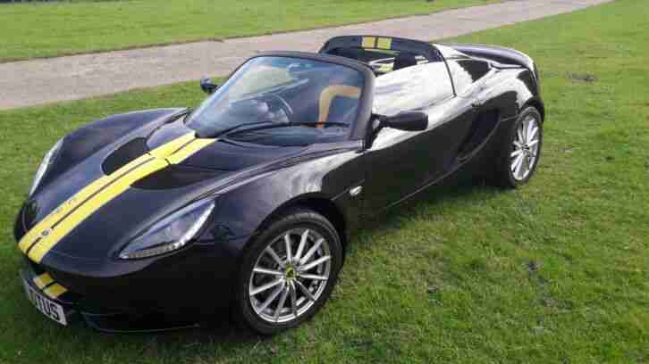 Lotus Elise S3. Lotus car from United Kingdom