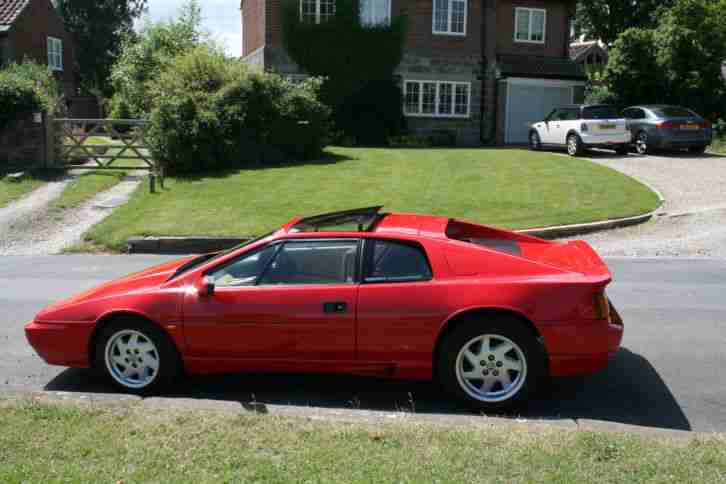 Lotus Esprit 2 2 Non Turbo 1989 Car For Sale