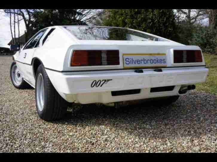 Lotus Esprit 2200 2 Door Saloon PETROL MANUAL 1987/D