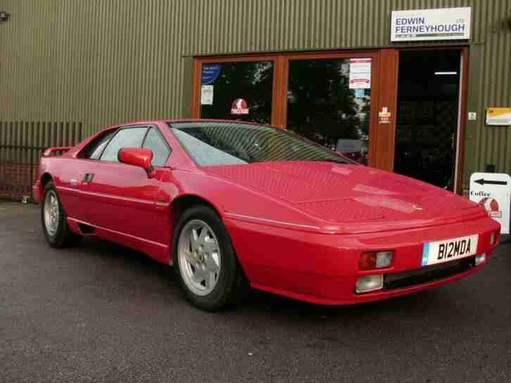 Esprit TURBO 2 Door PETROL MANUAL 1989