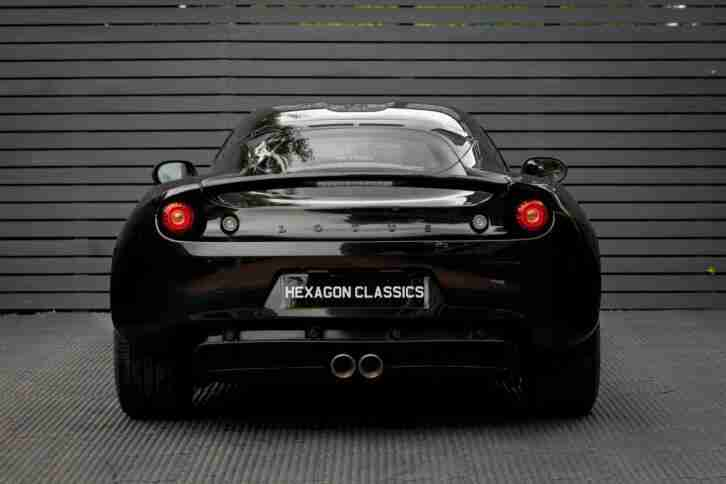 Evora Vehicle