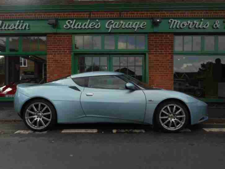 Lotus Evora 3.5. Lotus car from United Kingdom