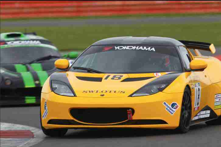 Lotus Evora GTN Race Car Track Day Car. car for sale