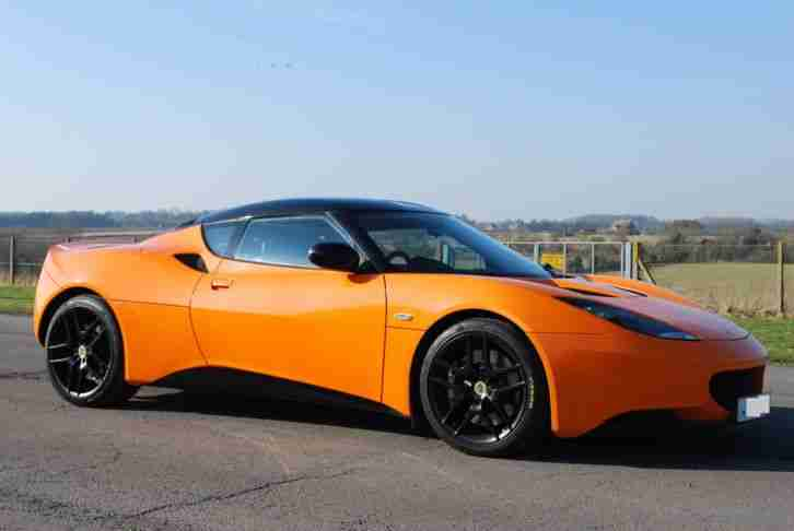 Lotus Evora . Lotus car from United Kingdom