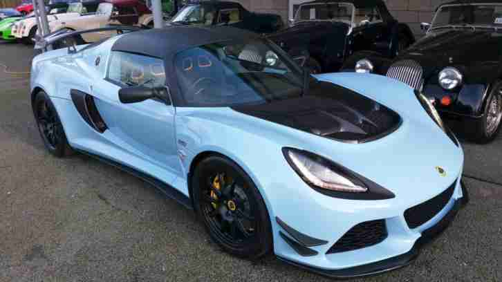 lotus exige 3 5 sport 380 new car car for sale. Black Bedroom Furniture Sets. Home Design Ideas