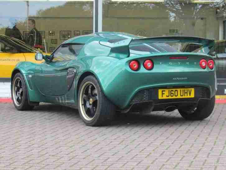lotus exige coupe s performance touring sports car for sale. Black Bedroom Furniture Sets. Home Design Ideas