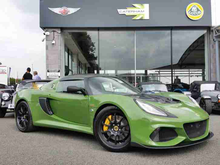 Lotus Exige Sport. Lotus car from United Kingdom