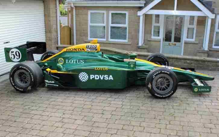 Lotus Race Cars For Sale Usa