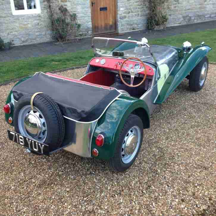 Lotus Seven Series 2 1340 Cosworth 1961. Car For Sale