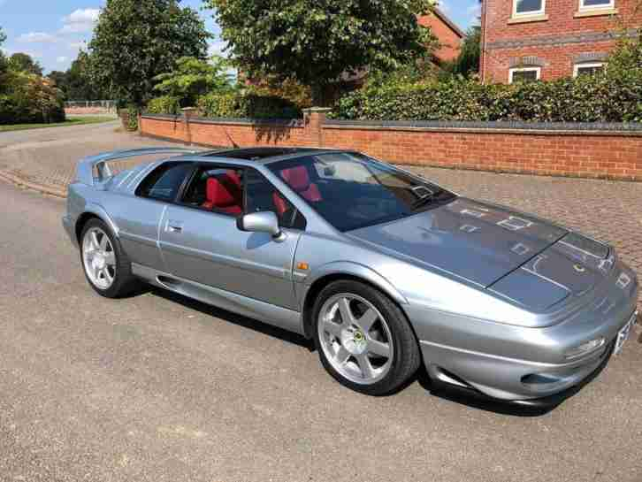 Lotus esprit V8 twin turbo showroom May px