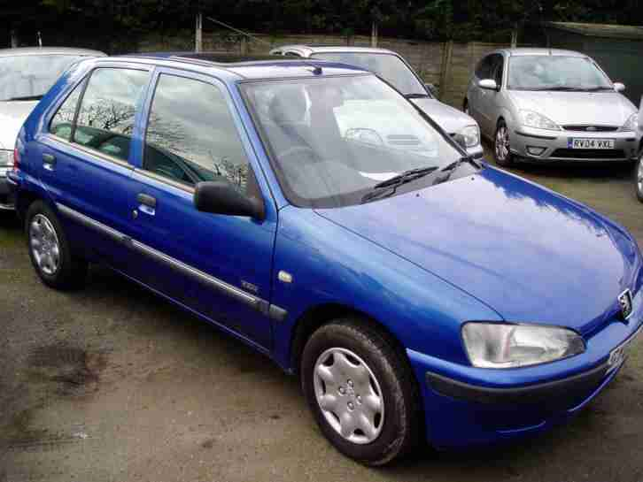Low Mileage Ideal First Car 106 1.1