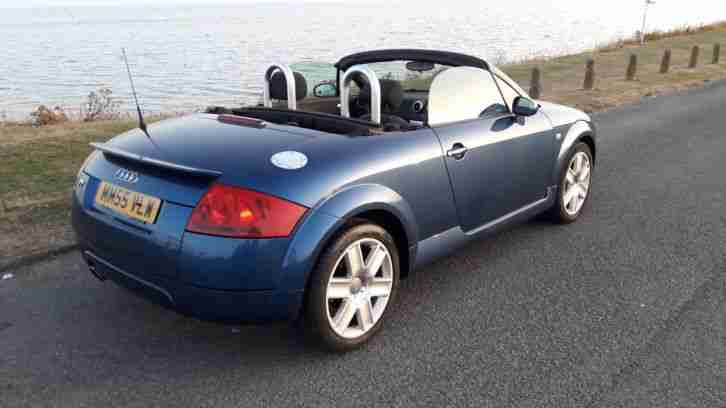 Low mileage 2006 TT Convertible