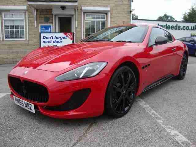 GRANTURISMO V8 SPORT MC AUTO SHIFT (
