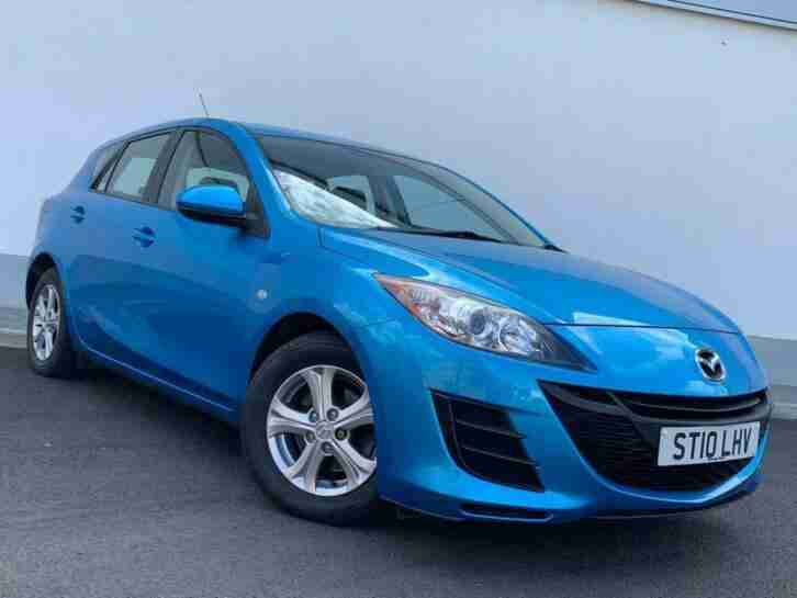 MAZDA 3 1.6 TS 5 DOOR 12 MONTH WARRANTY LOW MILEAGE