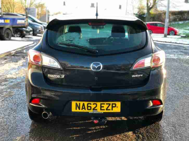 MAZDA 3 1.6 VENTURE EDITION - 2 OWNERS - SAT NAV - HEATED SEATS