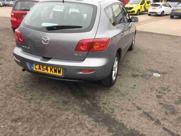 MAZDA 3 TS 2004 Petrol Manual in Grey