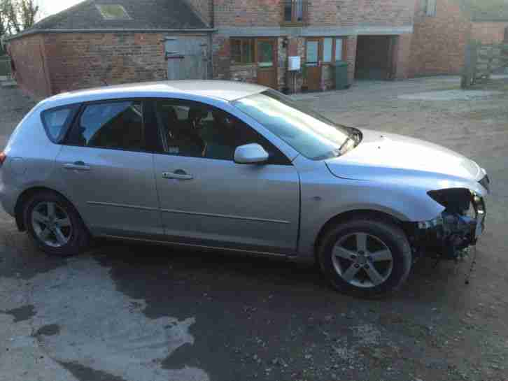 3 TS SILVER 2005 87K miles Spares