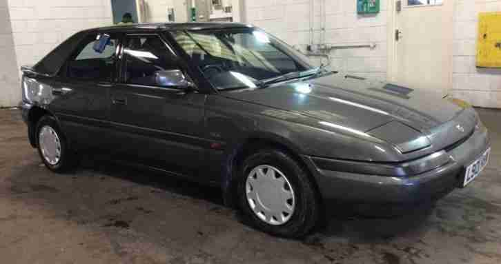 MAZDA 323 FASTBACK 1.6i GLX [1994] RARE CAR..POSSIBLY ONLY 1 AVAILABLE IN EUROPE