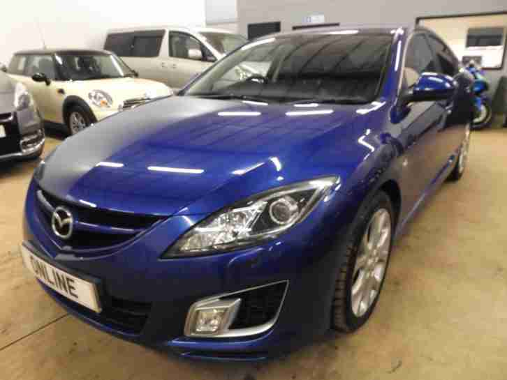 6 D SPORT Blue Manual Diesel, 2009