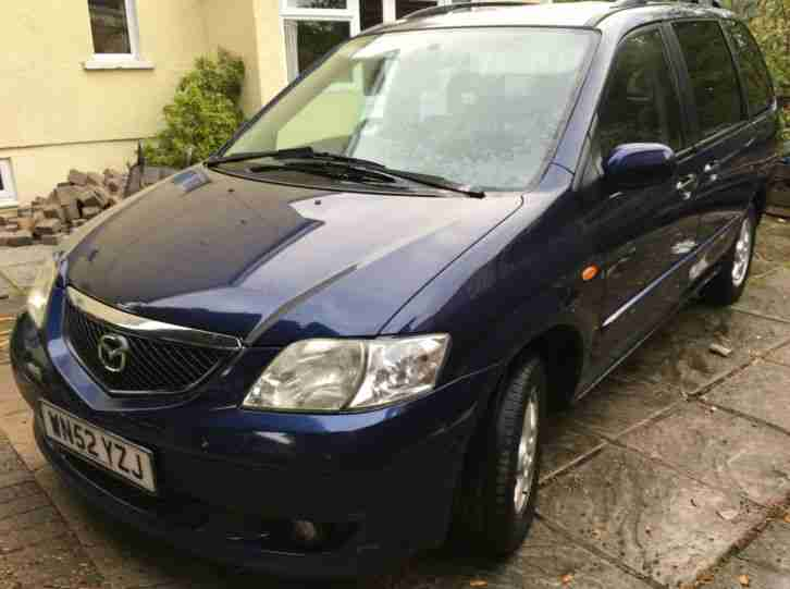 MPV 2.3 2002 133K GOOD WORKHORSE OWNED