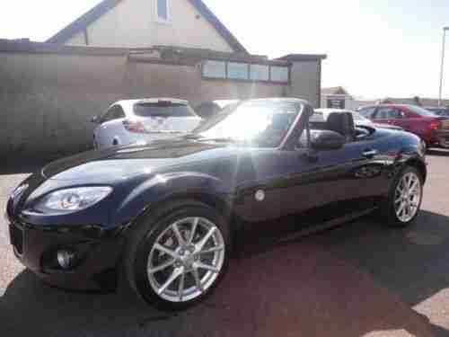 MX 5 2.0 ROADSTER SPORT TECH 2011 BLACK