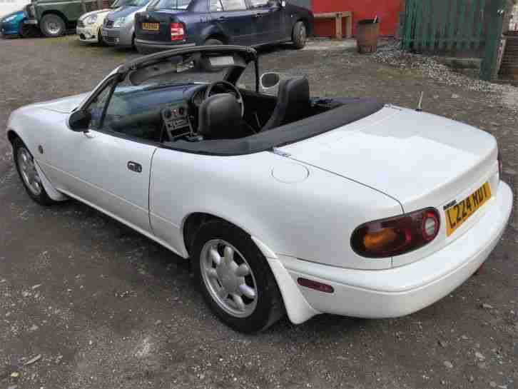 MX5 MK1 UK CAR 1993 ECELLENT UN