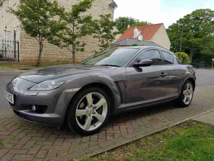 MAZDA RX 8 231 BHP EXCELLENT CONDITION FULL MAZDA HISTORY