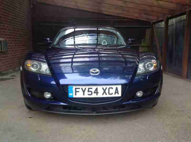 RX8 231 LOW MILEAGE, MOT OCTOBER